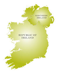 Blank Map Britain by Ireland Outline Map Royalty Free Editable Vector Map Maproom