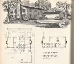 retro ranch house plans vintage ranch style house plans antique colonial revival prairie