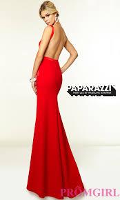 backless dress sleek backless open back prom dress