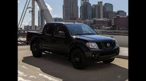 frontier nissan 2018 nissan frontier sv midnight edition 2018 youtube