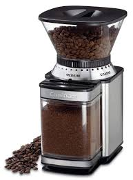 Kitchenaid Burr Coffee Grinder Review Top 10 Best Coffee Bean Grinders 2017 Heavy Com