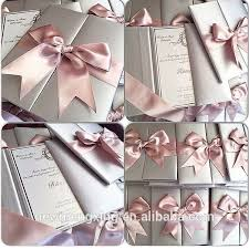 Expensive Wedding Invitations Expensive Wedding Invitation For You Pink Silver Wedding Invitations