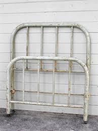 best 25 antique iron beds ideas on pinterest within metal bed
