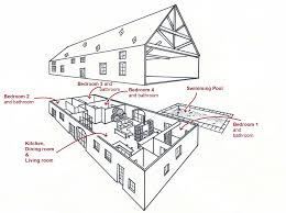 la cuverie de citeaux house house layout
