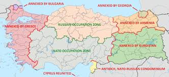 russia map before partition partition of turkey 2017 by lehnaru on deviantart