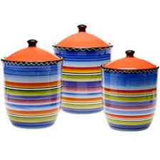 amazonsmile certified international caliente 4 piece canister