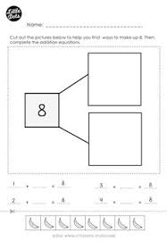 free same and different worksheet for kindergarten find pictures