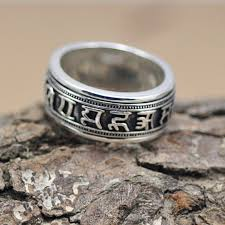 fine fashion rings images Ataullah vintage 925 sterling silver rings for men fine fashion jpg