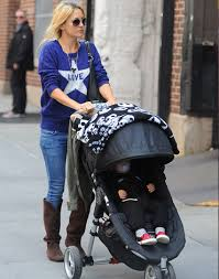 Baby Jogger Strollers Babies by Kate Hudson Is Spotted Pushing Her Son Bingham In A City Mini