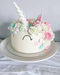 unicorn cakes latest birthday cake trend daily mail