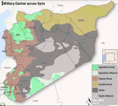 Isw Blog September 2015 by The Military Situation In Syria 02 02 2017 Colonel Cassad The