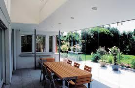 glass panel balcony aluminum glass gm toproll shield glas