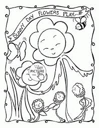 summer coloring pages free cute for summer at the beach beach
