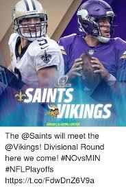 Cowboys Saints Meme - new orleans saints vs viking divisional playoffs memes orleans