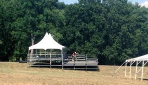 tent platform vip platform mountain news