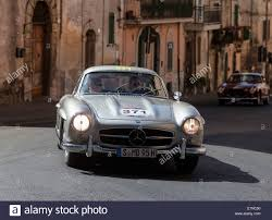 1955 mercedes benz 300 sl w 198 1955 in the mille miglia classic