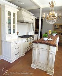 New Orleans Kitchen by Walnut Wood Countertop Kitchen Island New Orleans Louisiana
