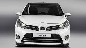 toyota verso 2013 toyota verso mpv facelift breaks cover ahead of paris debut