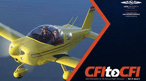 cfi to cfi newsletter archive aopa