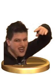 Girugamesh Meme - ssblu girugamesh guy trophy without discription by superrichard100