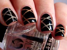 simple u0026 easy way for glitter nail art snazzymag