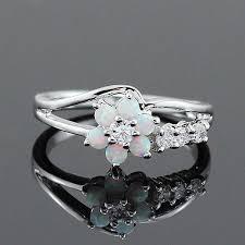 fire opal rings images Flower fire opal rings sugar cotton jpg