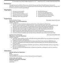 simple resume format sle doc mbbs resume sle medical doctor sle for physician sles toreto