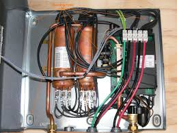 Heater For Small Bedroom Tankless Water Heater Cabin Diy