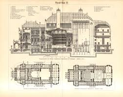 1897 the hungarian opera house in budapest ground plan and