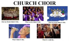 Choir Memes - church choir meme guy