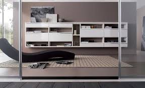 Bookcase System Wall Storage Book Shelves System Design Ideas For Workspace In