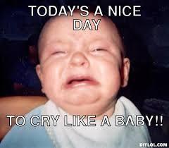 Cry Baby Memes - goodbye clash goodbye all my friend