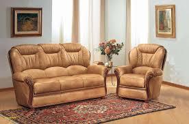 canape rustique canape bois cuir luxe canapé d angle cuir et bois rustique hyt4