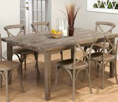 Driftwood Dining Room Tables Dining Room Ideas