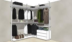 stanza armadi guardaroba cabina armadio angolare consigli per ogni extendo