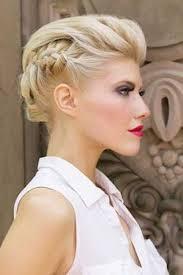 Hochsteckfrisurenen F Kinnlanges Haar by Die 25 Besten Hochsteckfrisuren Kurze Haare Ideen Auf