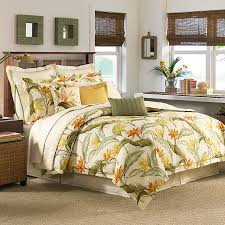 Beach Bedspread Bedroom Tropical Bedspreads Comforters Coastal Themed Bedding