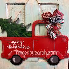 vintage christmas tree vintage christmas tree truck workshop u2013 framed