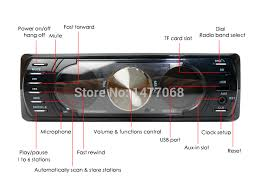 Add Usb Port To Car Stereo Aliexpress Com Buy Sx Mp33300bt Dual Screen High Power Auto