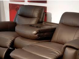 canape relaxe canapé et fauteuil relax evasion en cuir 4 coloris