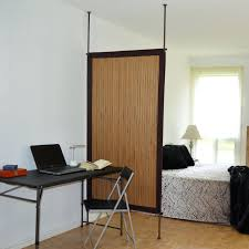 bamboo room dividers ikea tranquility shutter screen wooden