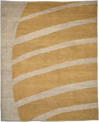 Frank Lloyd Wright Rugs Contemporary Rug Patterned Mohair Rectangular Guggenheim