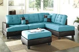 black leather square ottoman blue leather ottoman sofa storage footstool ottoman coffee table