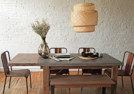 Concrete Dining Room Table Furniture Maison Small Concrete Dining Table With Extension