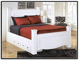 queen size bed frame with storage underneath home design ideas