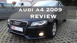 2009 audi a4 issues audi a4 b8 2009 review multitronic