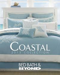 Fish Themed Comforters Bed Bath U0026 Beyond 2013 Coastal Collection Cottage By The Sea