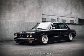 stancenation wallpaper subaru stanceworks revisits riley stair u0027s bmw e28 u201c540i u201d anything cars