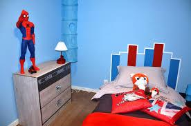 chambre de petit garcon chambre petit garçon et bleu décoration