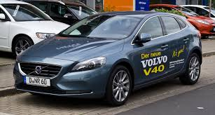 volvo v40 d2 technical details history photos on better parts ltd